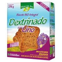 Flachs Dextriniertes Brot
