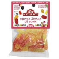 Frutas Ácidas de Goma