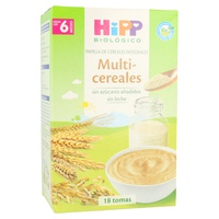 Multi-cereal porridge (6 months)
