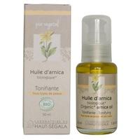 Aceite de árnica orgánico