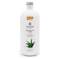 Organiczny sok aloesowy z cytryną