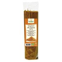 Espagueti de Trigo con Quinoa y Curry