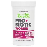 GI Natural Probiotic Women