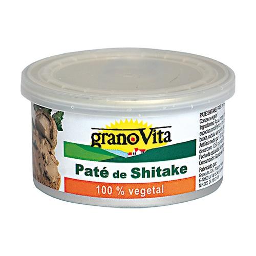 Paté Vegetal de Shitake