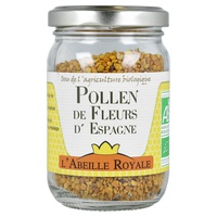 Flower pollen from Spain bio