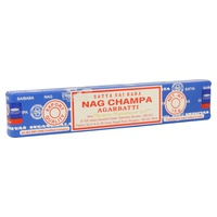 Incenso Nag Champa Original Azul