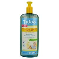 Agua limpiadora micelar biológica con caléndula