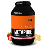 Metapure whey protein isolate strawberry/banana