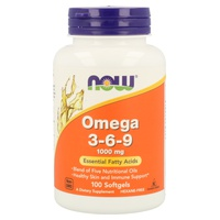 Omega 3-6-9 1000mg Only Vegetable Origin