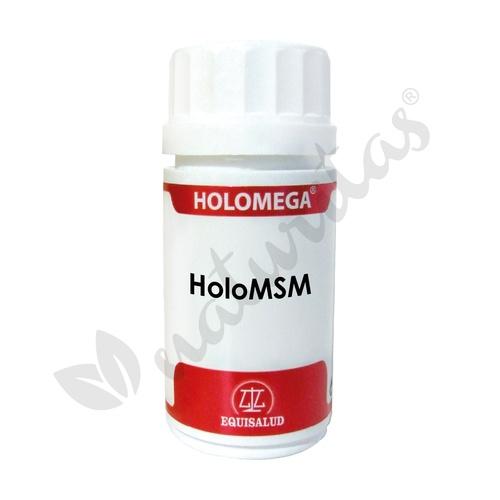 HoloMSM  50 cápsulas de Equisalud
