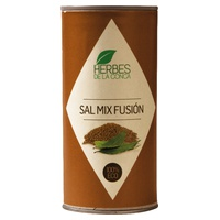Fusion de mélange de sel