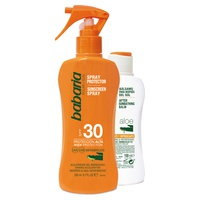 Aloe Sun Screen Spray SPF 30 + After Sun