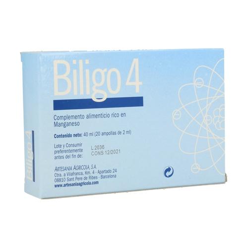 Biligo 4 (Manganeso)