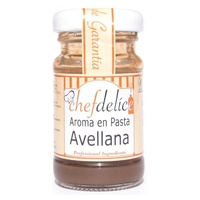 Aroma de Avellana en Pasta Sin Gluten