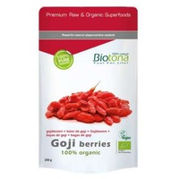 Goji Berries Bio 250 gr de Biotona