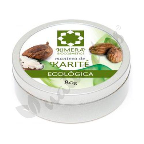 Manteca de Karite 100% ECOLÓGICA 80 gr. de Kimera