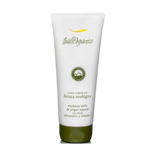 Crema corporal con árnica ecológica