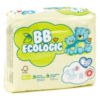 T2 Mini Fraldas para Bebês 3-6kg - BB Ecologic Range