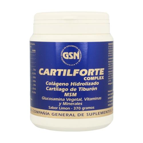 Cartilforte complex (sabor limón)