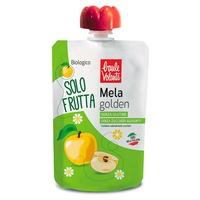 Only golden apple fruit
