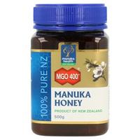 Miel de Manuka Honey MGO 400+