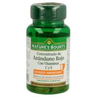 Concentrado De Arándano Rojo Con Vitaminas C y E