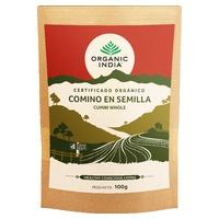 Organiczny kminek z nasion