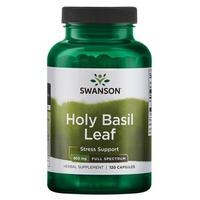 Holy Basil Leaf, 800mg
