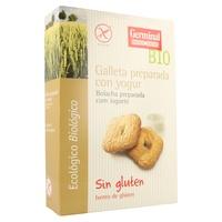 Galletas Preparadas con Yogurt Bio (Sin Gluten)
