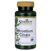 Strontiumcitrat, 340 mg