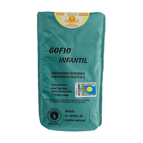 Gofio Infantil Bio