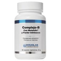 Complexo-B com Metafolin e Fator Intrínseco