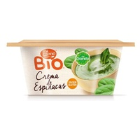 Crema de Espinacas Eco Sin Gluten