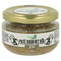 Paté Gourmet con Setas Bio