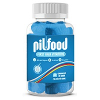 Pilfood Gummies - Vitaminas para el pelo