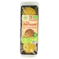 Galletas de Trigo Sarraceno, Chia, Quinoa y Cúrcuma Bio