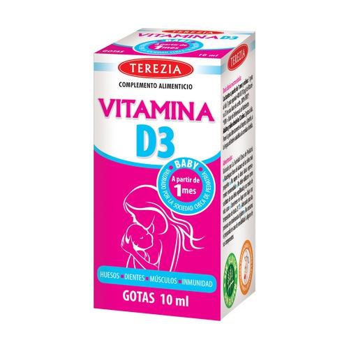 Vitamina D3 Baby