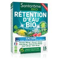 Rétention d'eau Bio