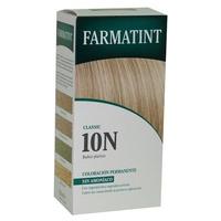 Farmatint Crema 10N Rubio Platino