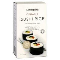 Arroz para Sushi Orgânico