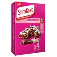 Rocky road flavor food bars