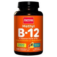 Methyl B-12 2500 mcg