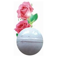 Bomba de Baño Espumosa Rosas y Pétalos