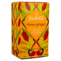 Three Ginger : infusión Tres Jengibres