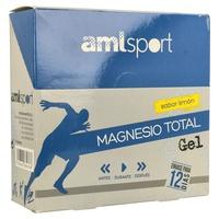 Magnesio total (sabor limón)