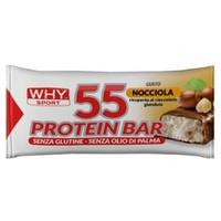 Barra de proteína avellana gianduja