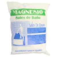 Sales de Epsom Magnesio para baño