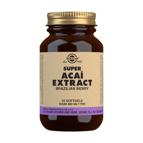 Super Açai Extracto de Baya de Brasil