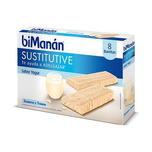 Barrita Sustitutiva de Yogurt