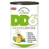 Dd6 Depur y Detox Sabor Citricos